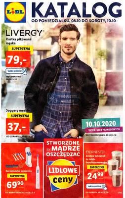 Lidl gazetka - od 05/10/2020 do 10/10/2020