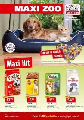Maxi Zoo od 7 lutego