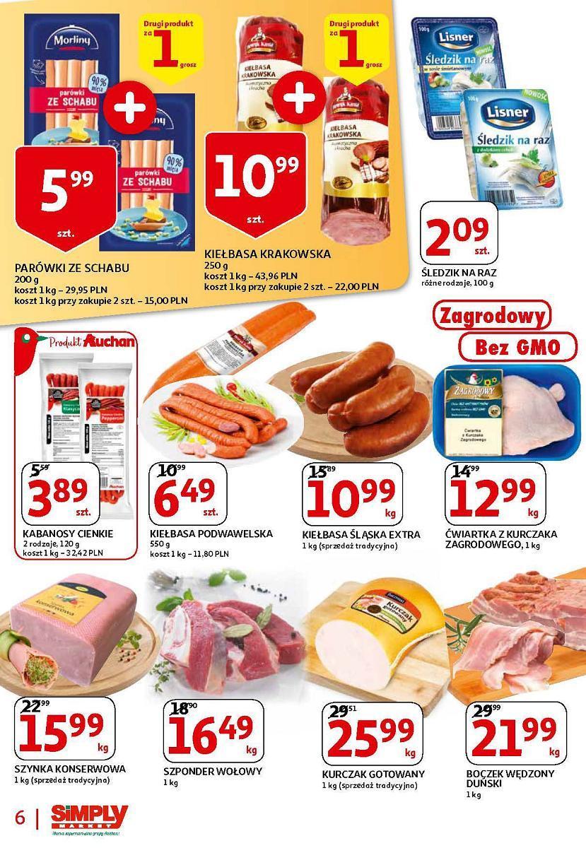 Gazetka promocyjna Simply Market do 10/04/2018 str.5