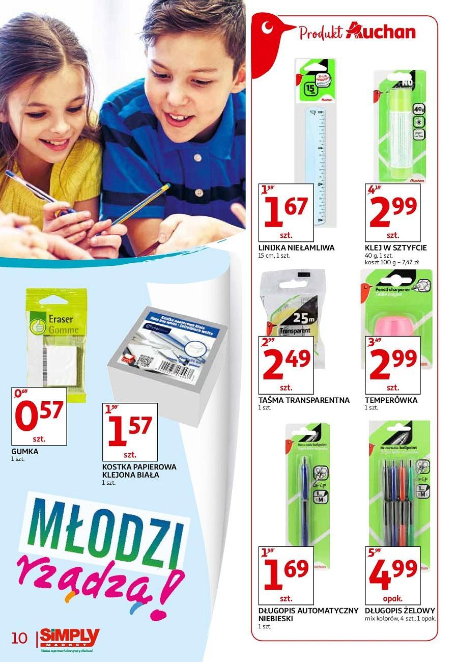 Gazetka promocyjna Simply Market do 31/08/2018 str.9