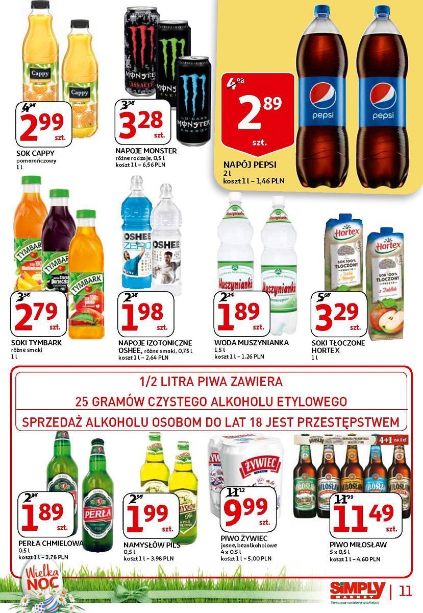 Gazetka promocyjna Simply Market do 31/03/2018 str.10