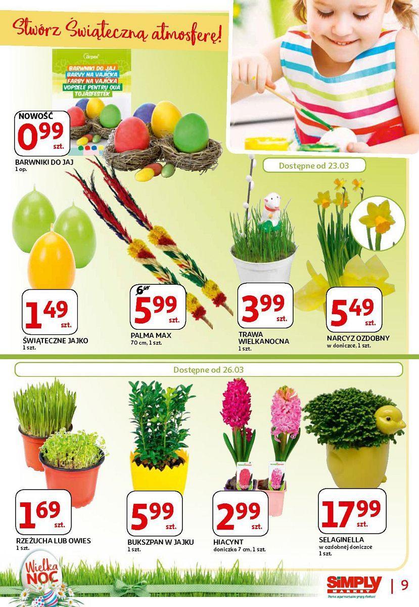 Gazetka promocyjna Simply Market do 31/03/2018 str.8