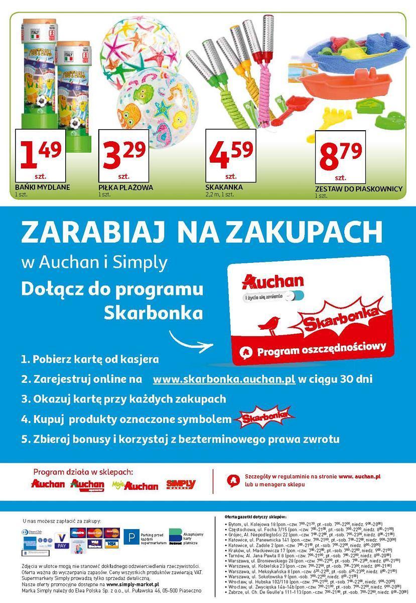 Gazetka promocyjna Simply Market do 04/05/2018 str.15