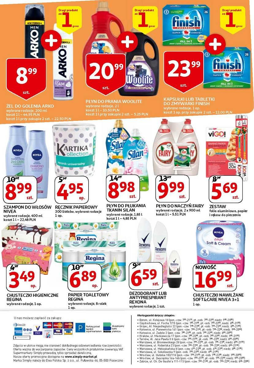 Gazetka promocyjna Simply Market do 31/03/2018 str.11