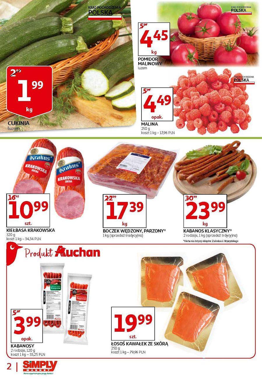 Gazetka promocyjna Simply Market do 03/07/2018 str.1