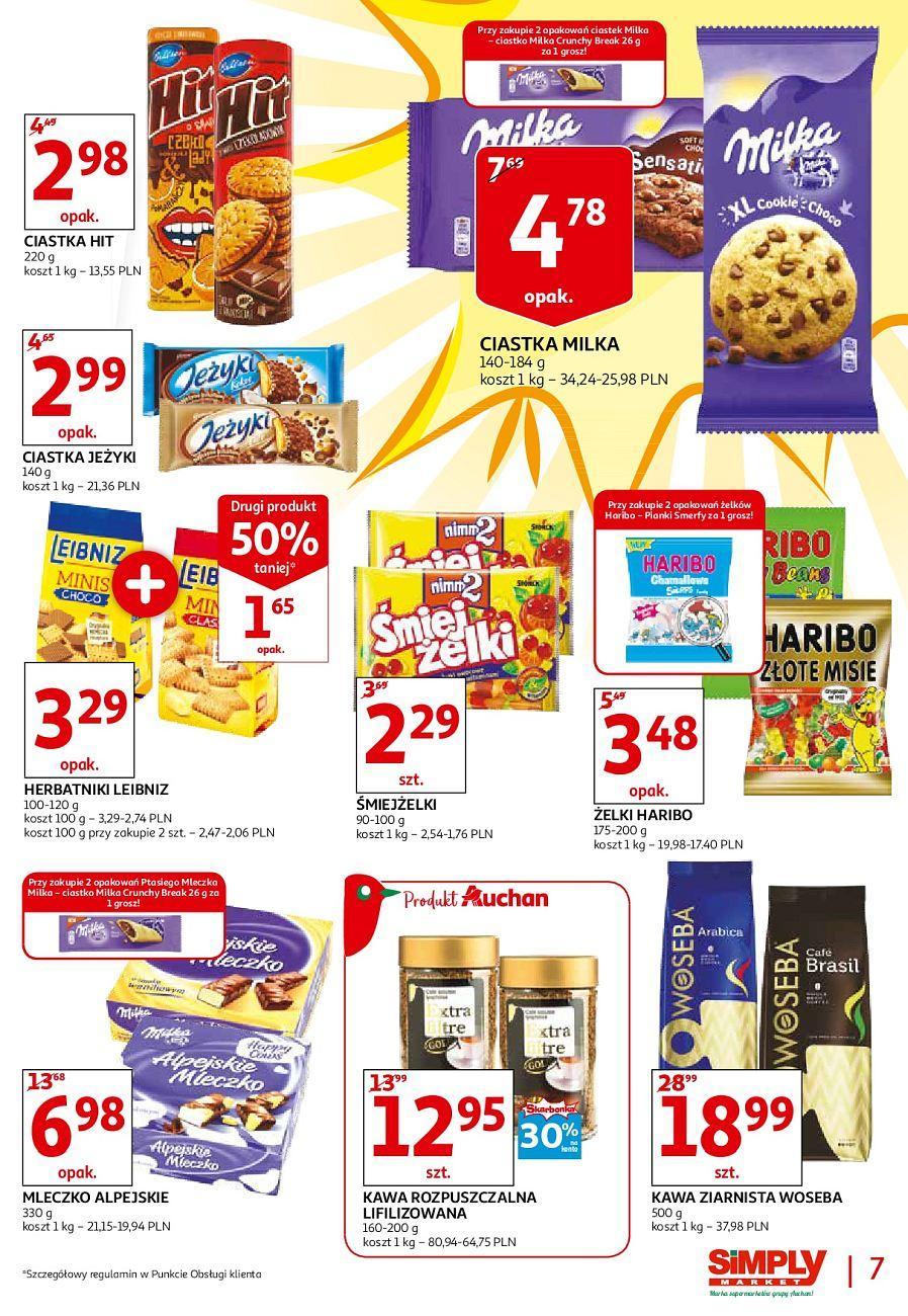 Gazetka promocyjna Simply Market do 22/08/2018 str.6