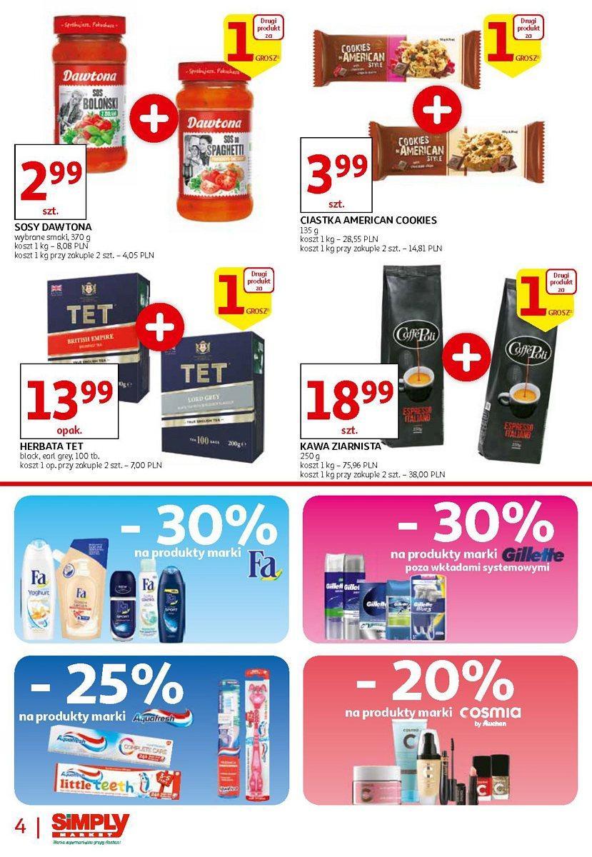 Gazetka promocyjna Simply Market do 04/05/2018 str.3
