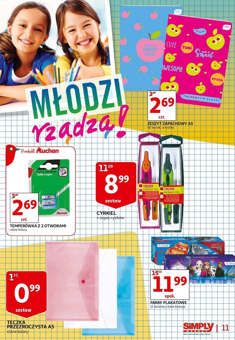 Gazetka promocyjna Simply Market do 22/08/2018 str.10
