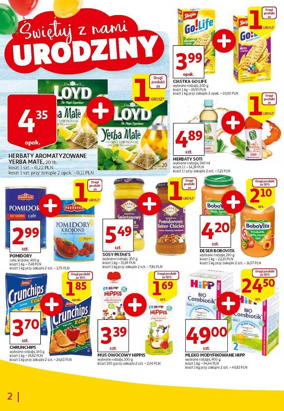 Gazetka promocyjna Simply Market do 22/05/2018 str.1