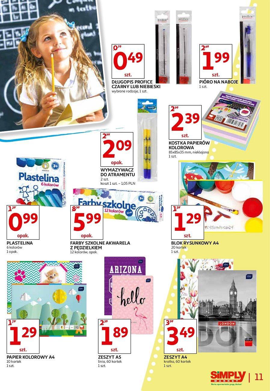 Gazetka promocyjna Simply Market do 14/08/2018 str.10