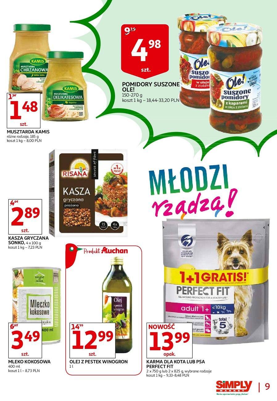 Gazetka promocyjna Simply Market do 14/08/2018 str.8