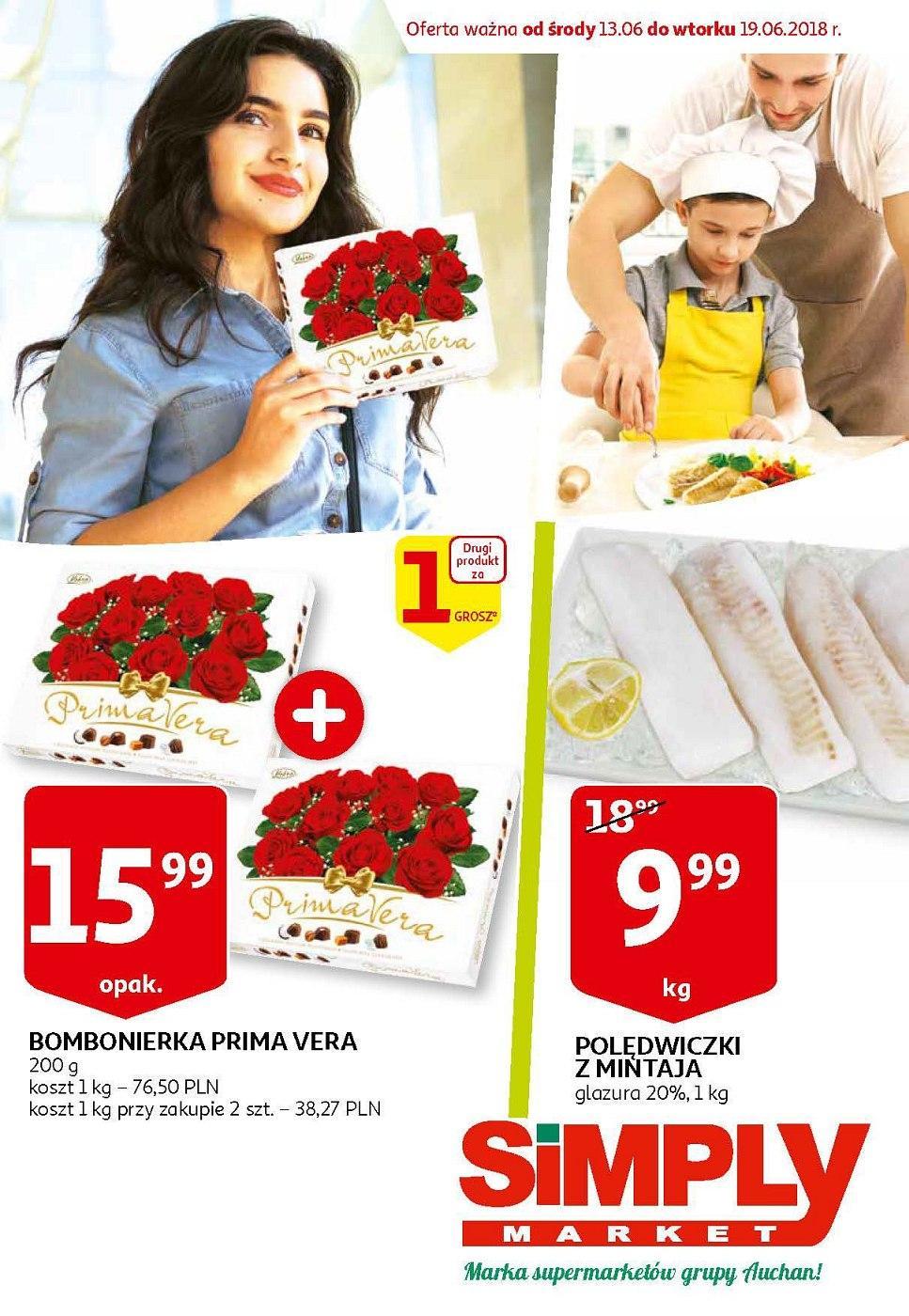 Gazetka promocyjna Simply Market do 19/06/2018 str.0