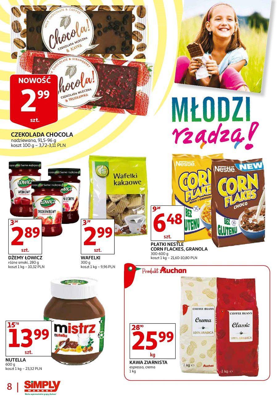 Gazetka promocyjna Simply Market do 14/08/2018 str.7