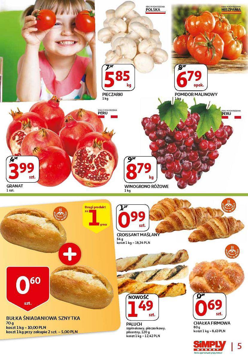 Gazetka promocyjna Simply Market do 10/04/2018 str.4