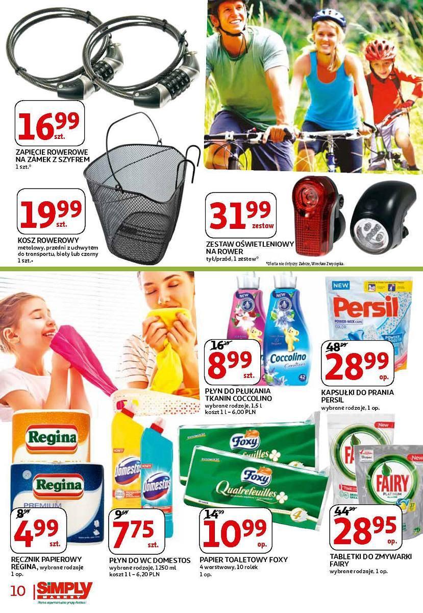 Gazetka promocyjna Simply Market do 10/04/2018 str.9