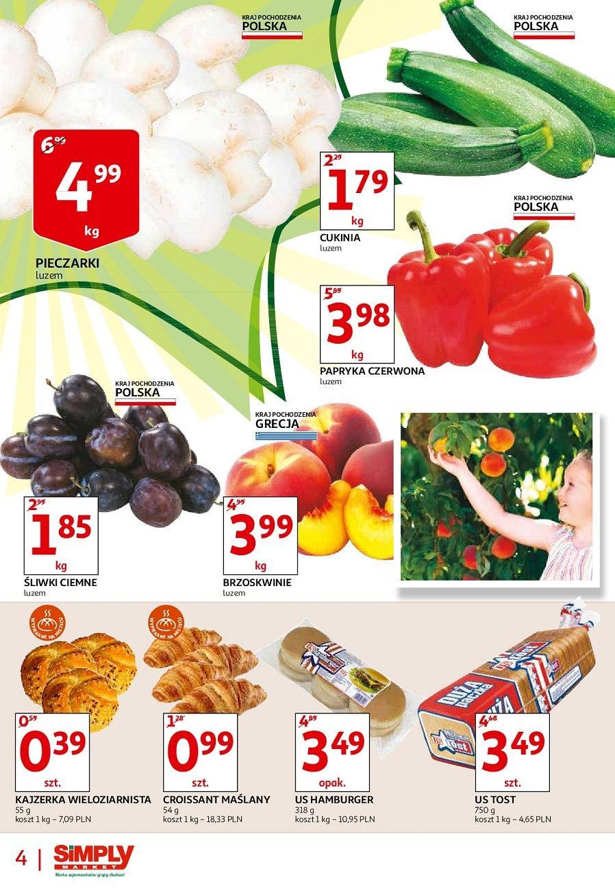 Gazetka promocyjna Simply Market do 22/08/2018 str.3