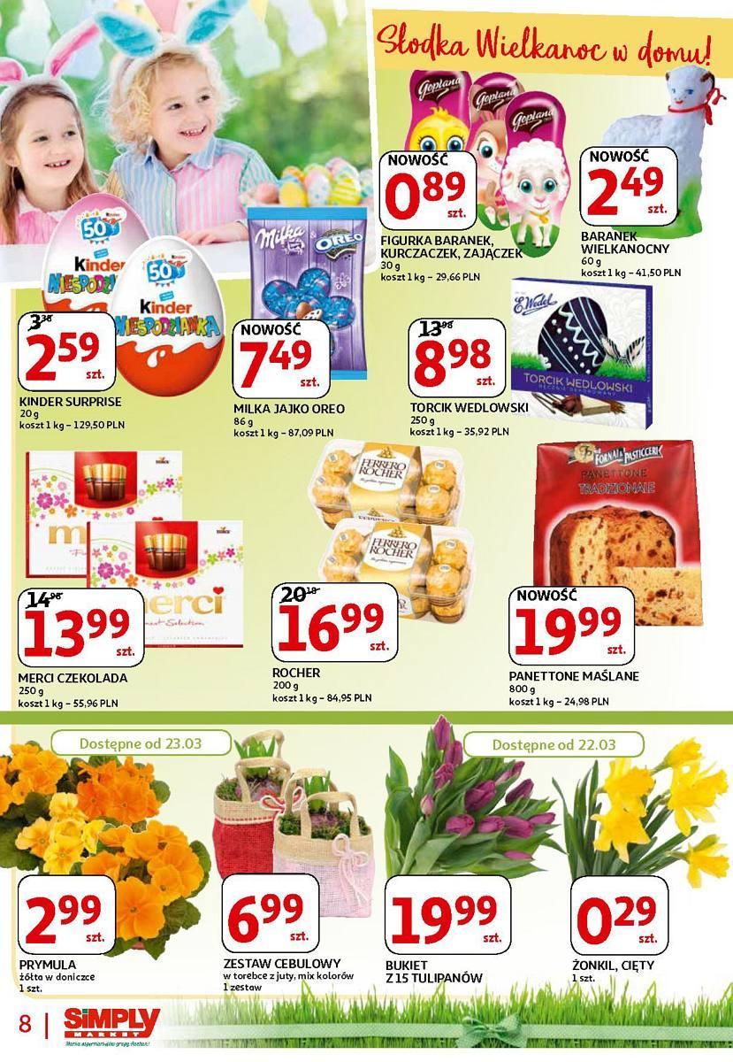 Gazetka promocyjna Simply Market do 31/03/2018 str.7