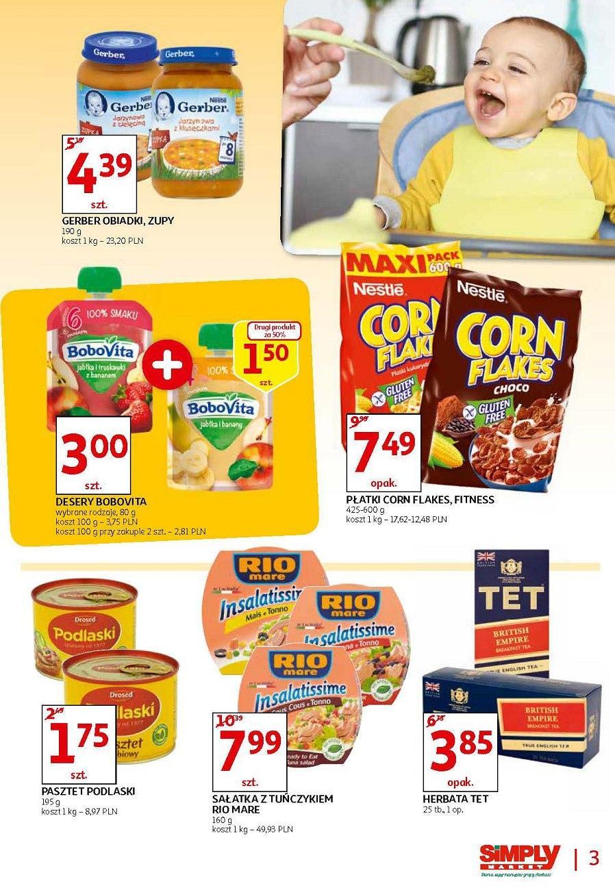 Gazetka promocyjna Simply Market do 11/07/2018 str.2