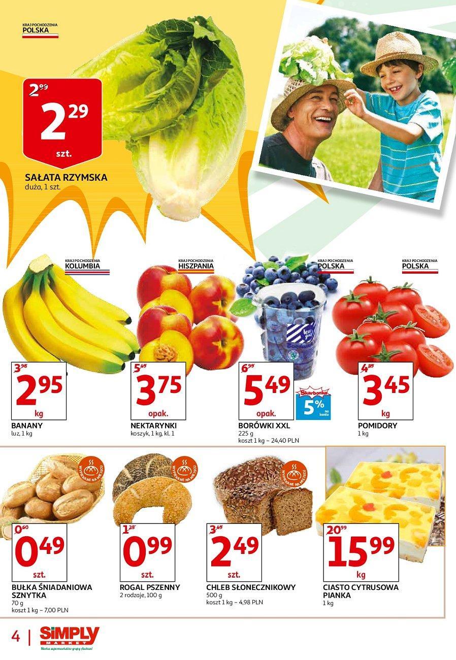 Gazetka promocyjna Simply Market do 14/08/2018 str.4