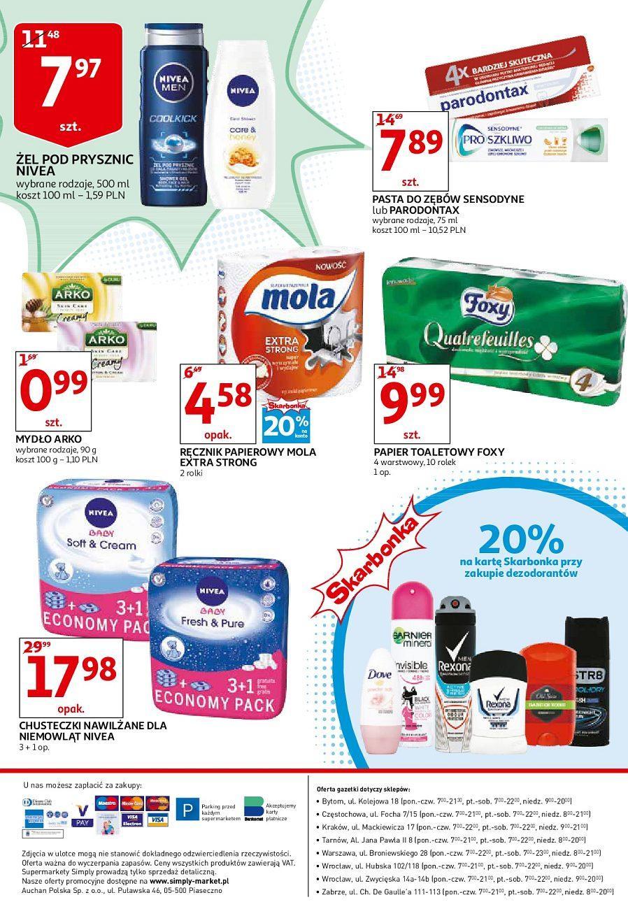 Gazetka promocyjna Simply Market do 14/08/2018 str.11
