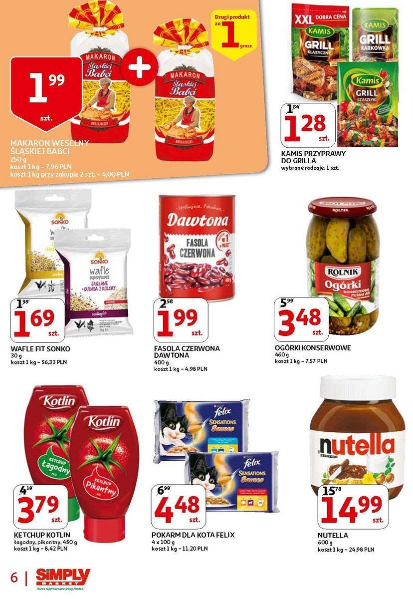 Gazetka promocyjna Simply Market do 26/04/2018 str.5