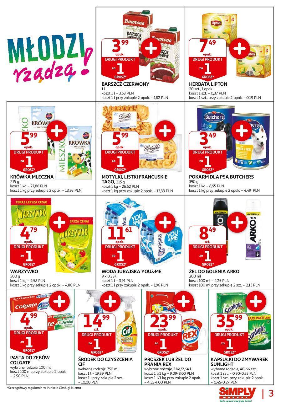 Gazetka promocyjna Simply Market do 22/08/2018 str.2