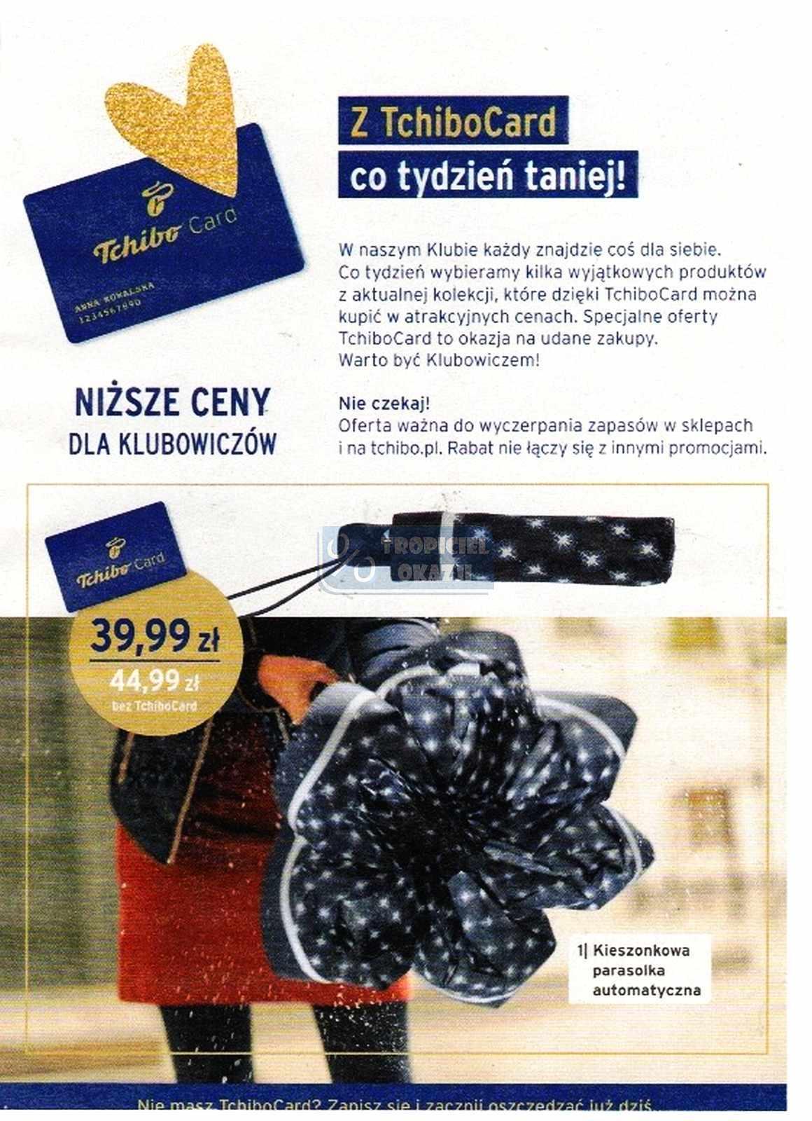 Gazetka promocyjna Tchibo do 13/10/2020 str.2