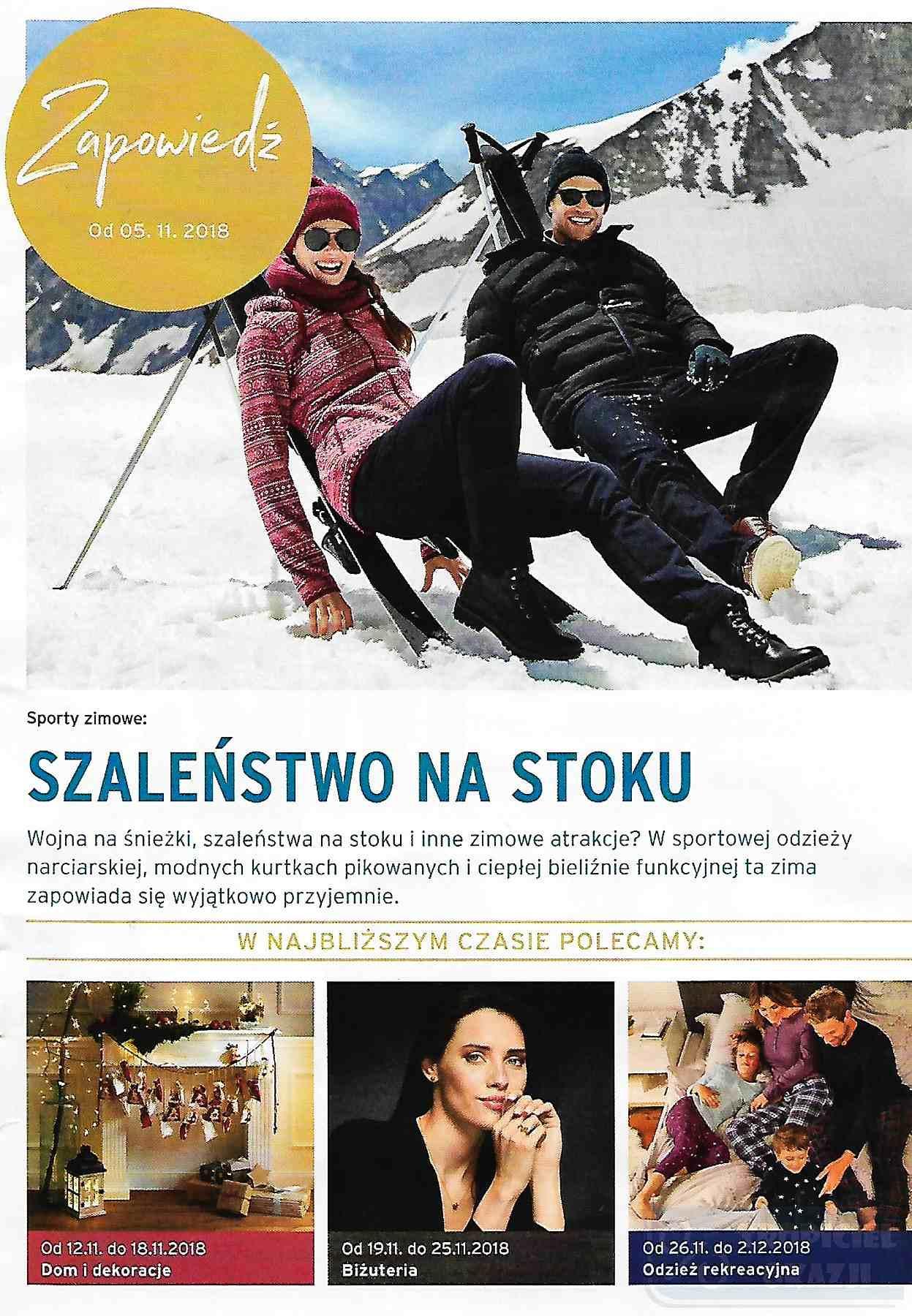 Gazetka promocyjna Tchibo do 18/11/2018 str.31