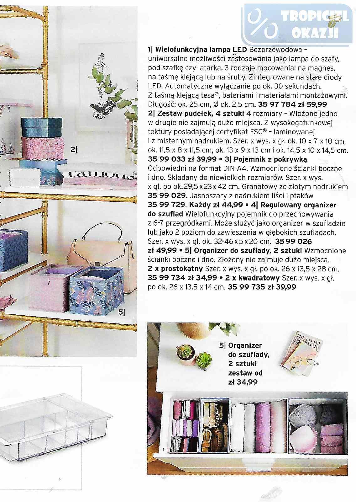 Gazetka promocyjna Tchibo do 14/04/2019 str.6