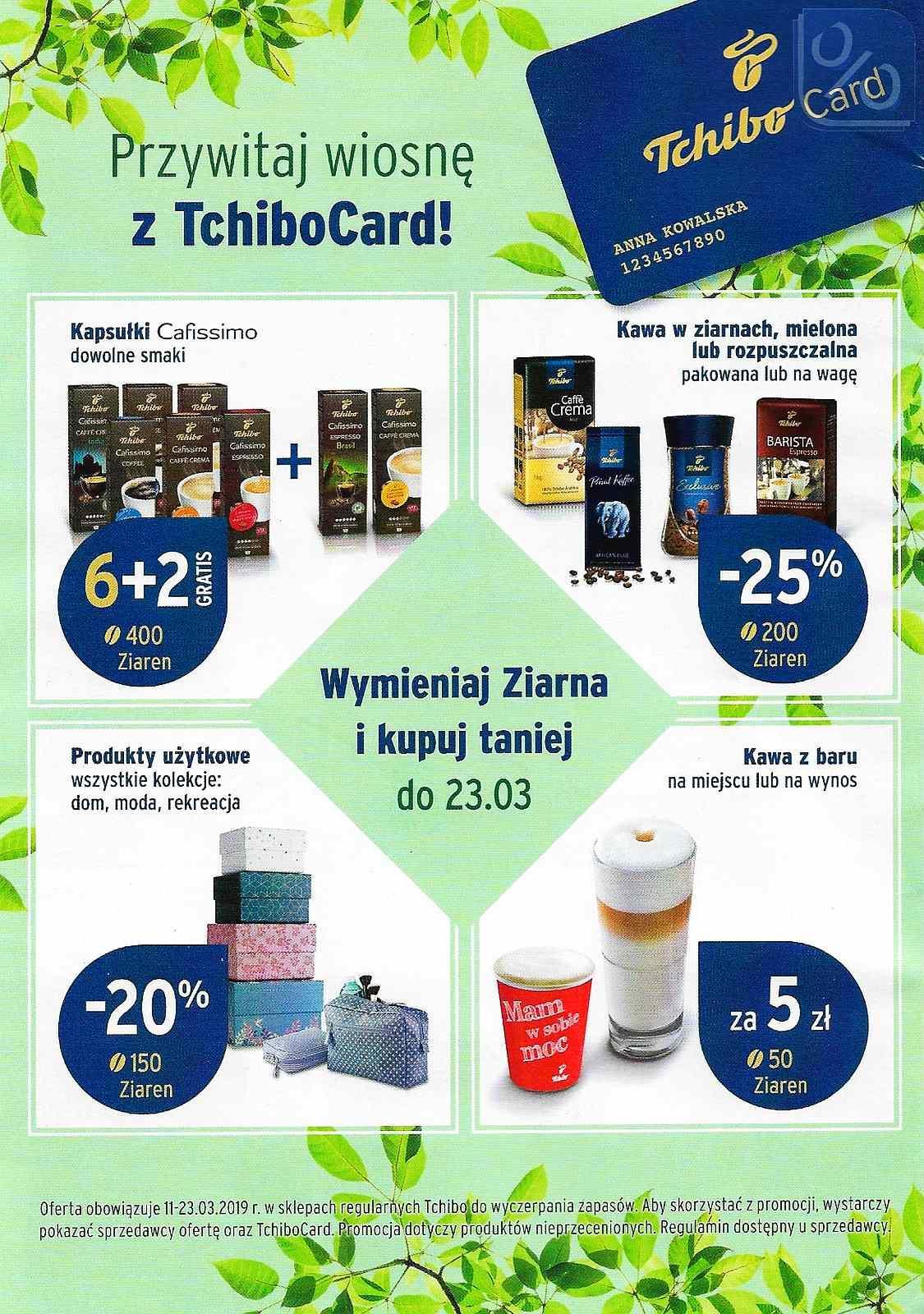 Gazetka promocyjna Tchibo do 29/04/2019 str.27