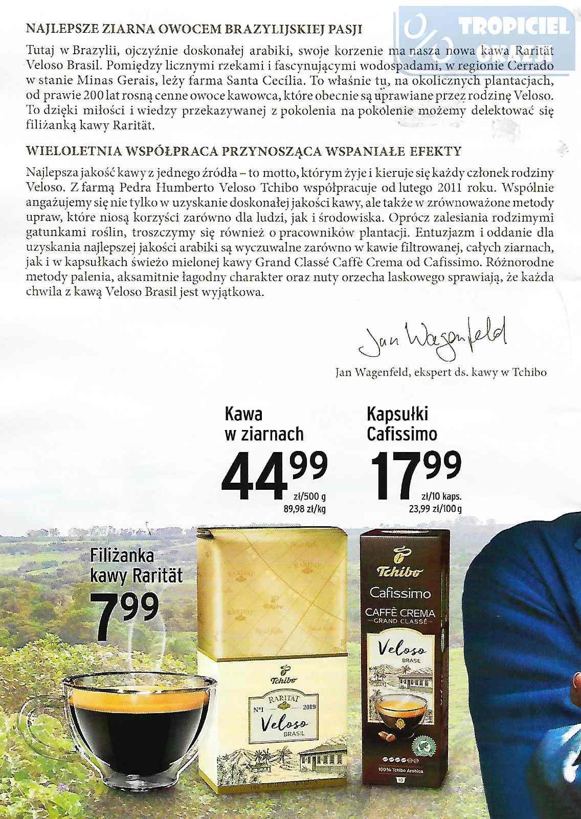 Gazetka promocyjna Tchibo do 14/04/2019 str.34