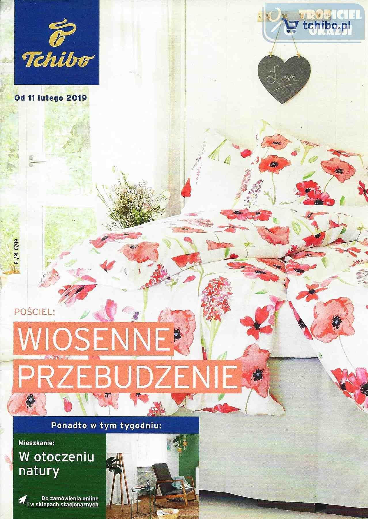 Gazetka promocyjna Tchibo do 31/03/2019 str.0