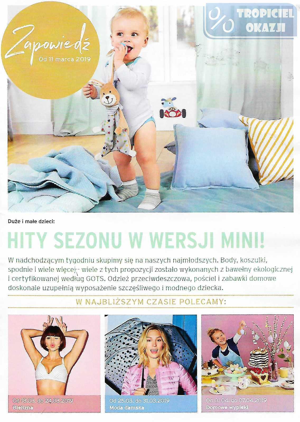 Gazetka promocyjna Tchibo do 14/04/2019 str.37
