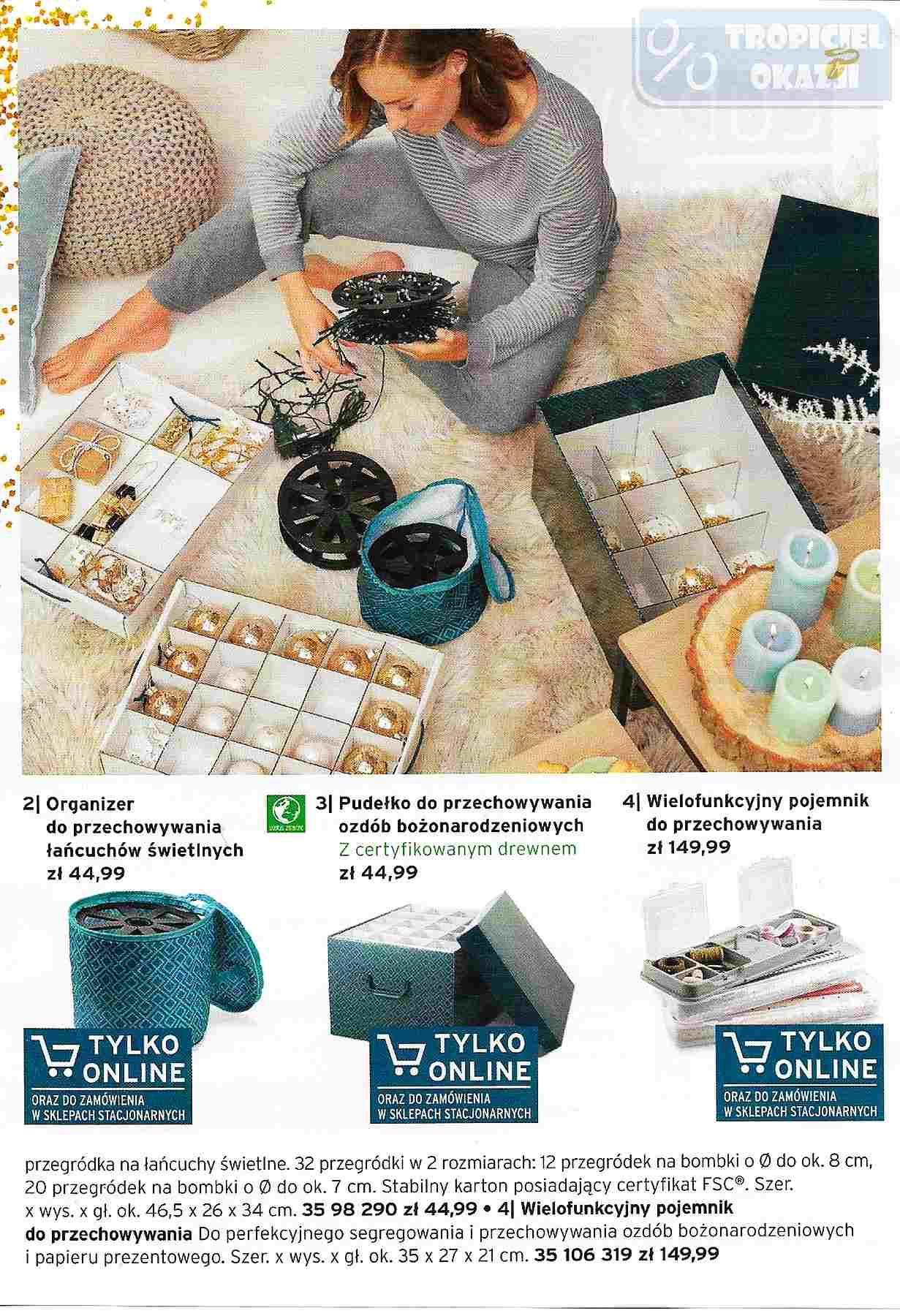Gazetka promocyjna Tchibo do 14/01/2019 str.25