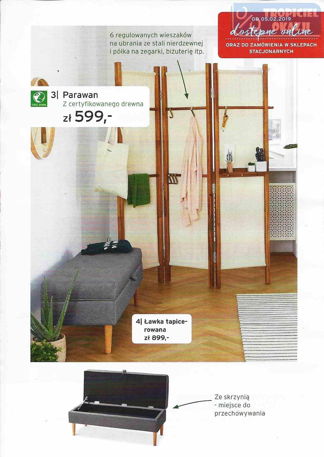 Gazetka promocyjna Tchibo do 31/03/2019 str.34