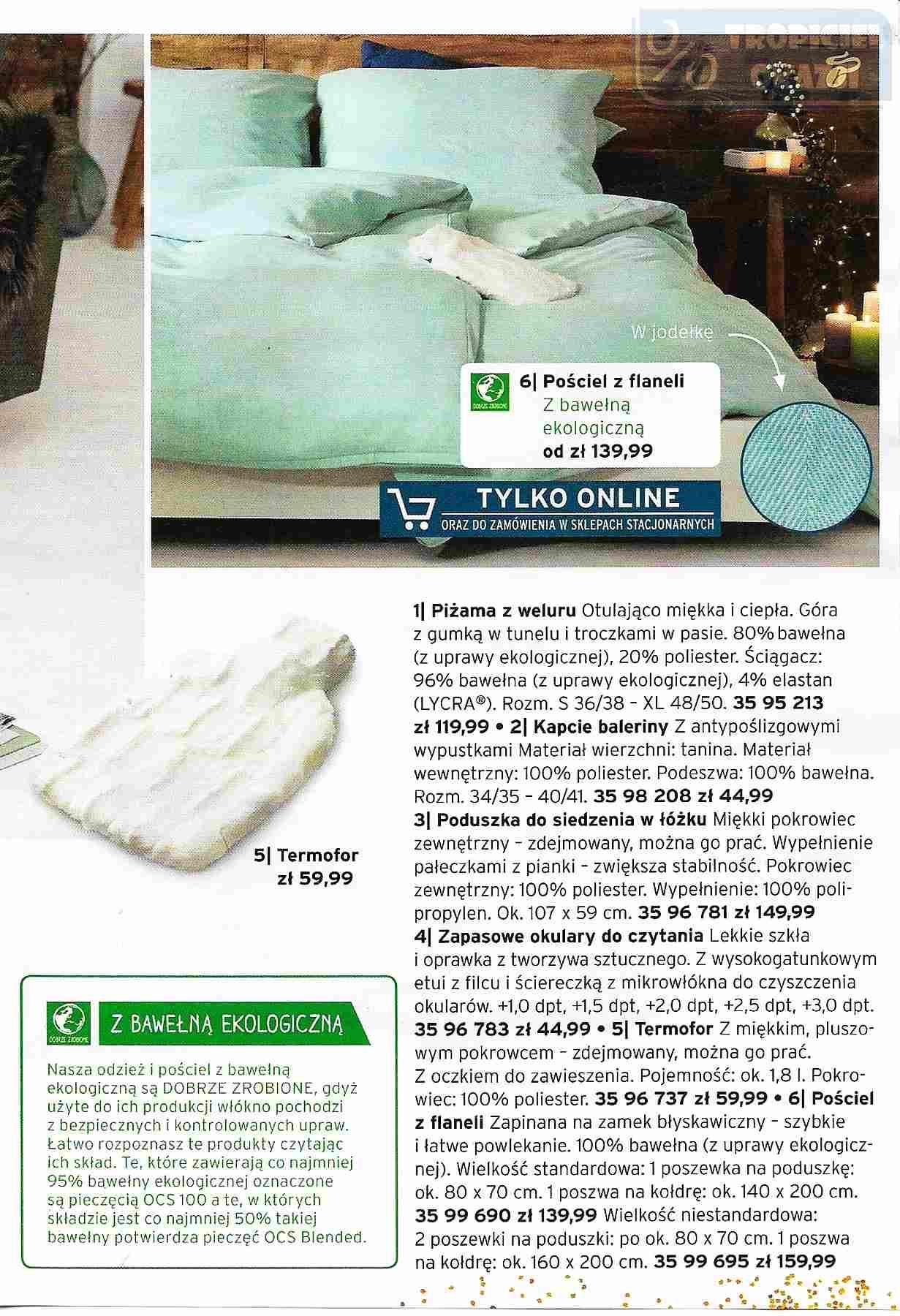 Gazetka promocyjna Tchibo do 14/01/2019 str.13