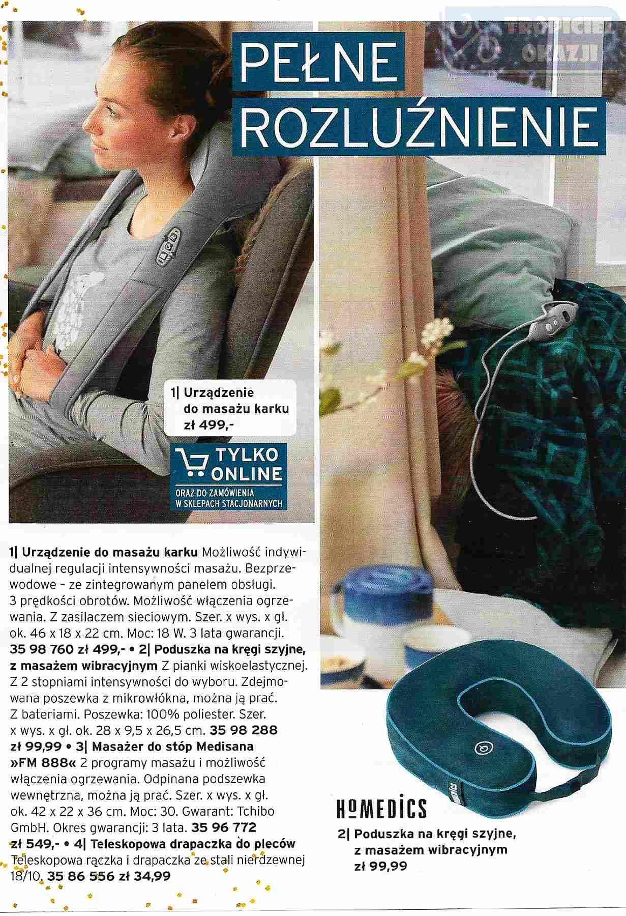 Gazetka promocyjna Tchibo do 14/01/2019 str.8
