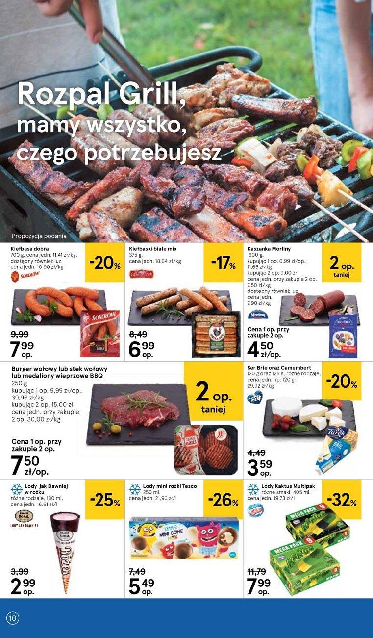Gazetka promocyjna Tesco do 20/06/2018 str.9
