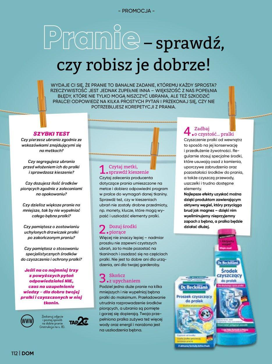Gazetka promocyjna Tesco do 23/09/2018 str.104