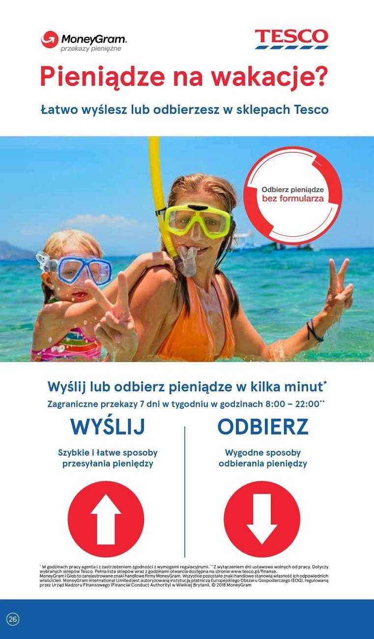 Gazetka promocyjna Tesco do 20/06/2018 str.25