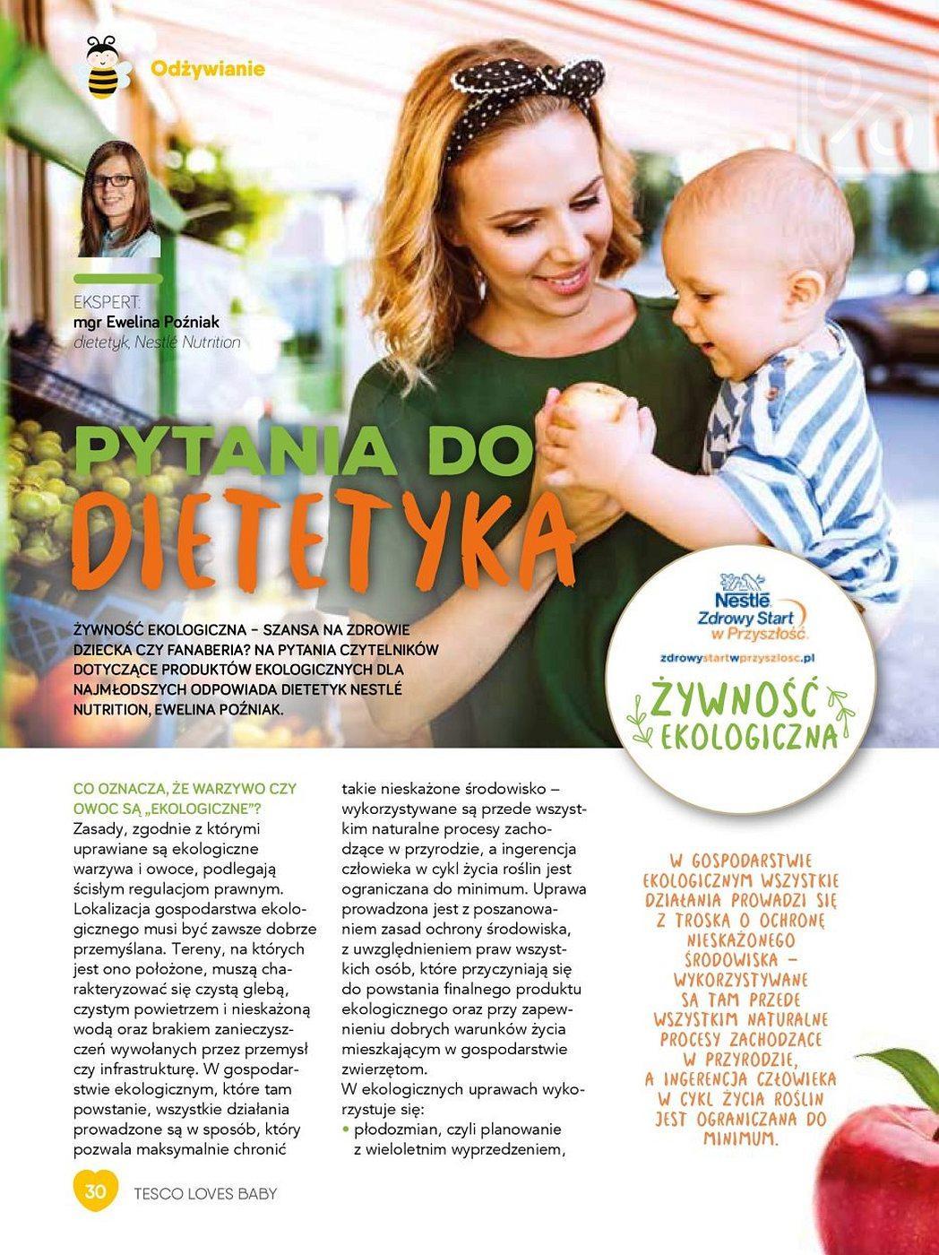 Gazetka promocyjna Tesco do 31/10/2018 str.30