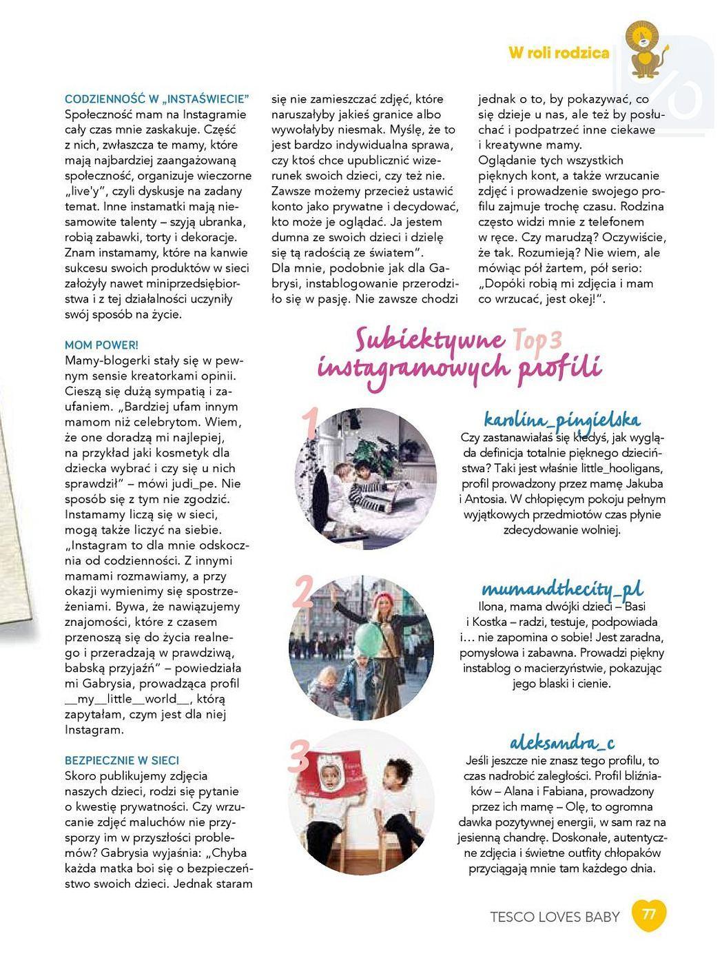 Gazetka promocyjna Tesco do 31/10/2018 str.77