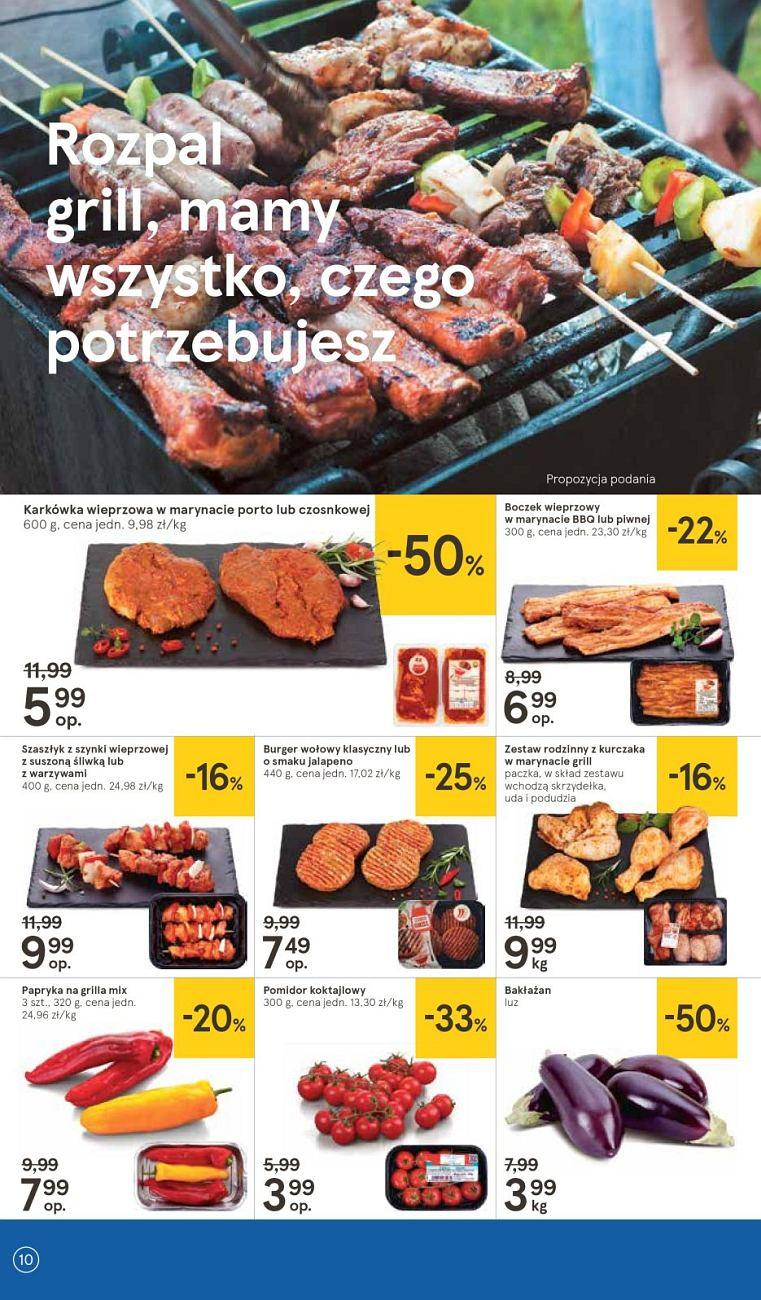 Gazetka promocyjna Tesco do 02/05/2018 str.9