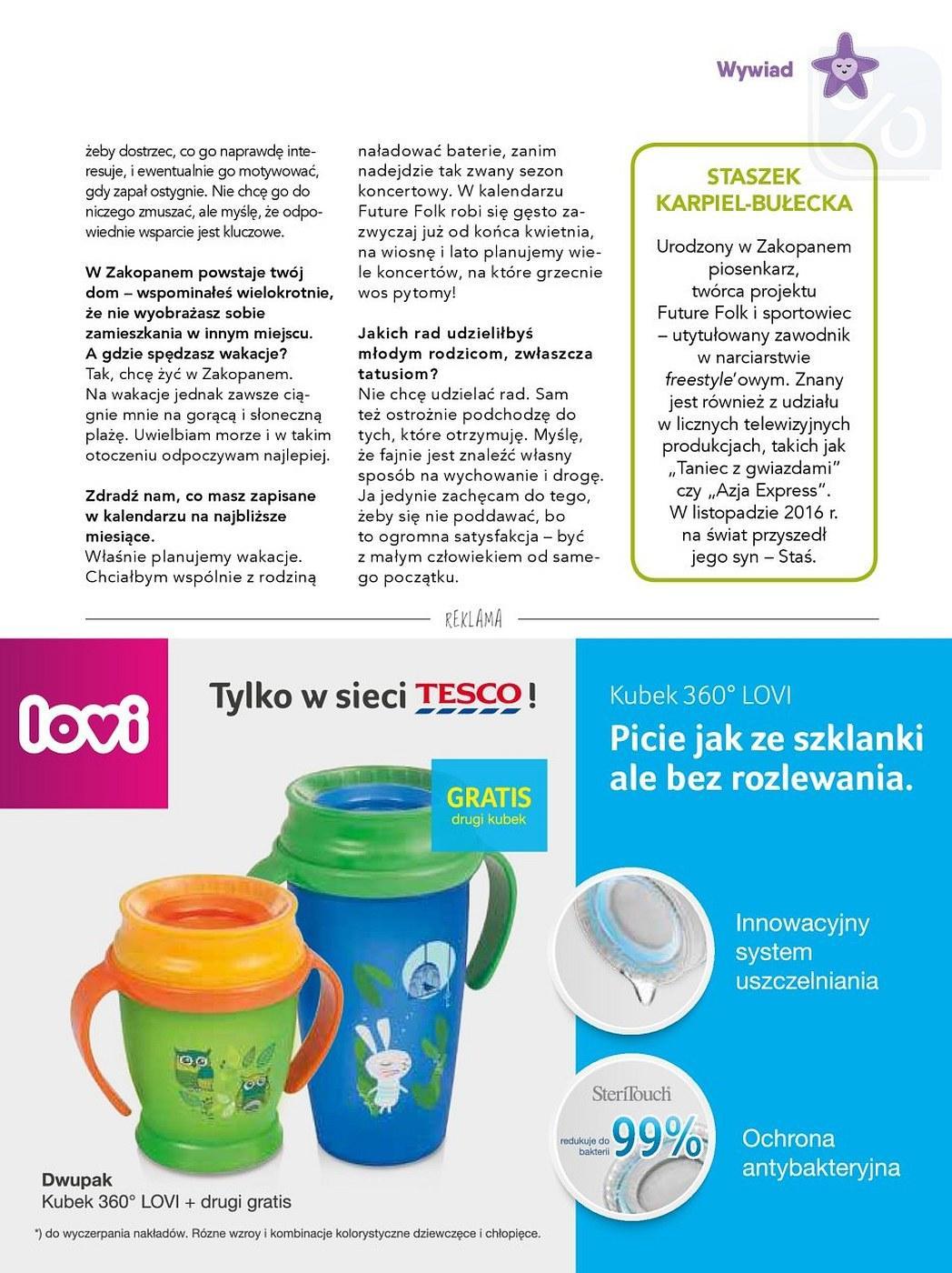 Gazetka promocyjna Tesco do 31/10/2018 str.13