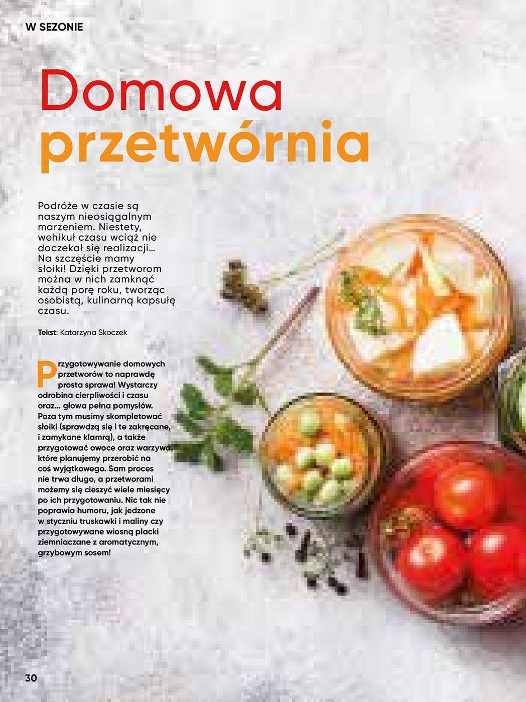 Gazetka promocyjna Tesco do 31/12/2018 str.30