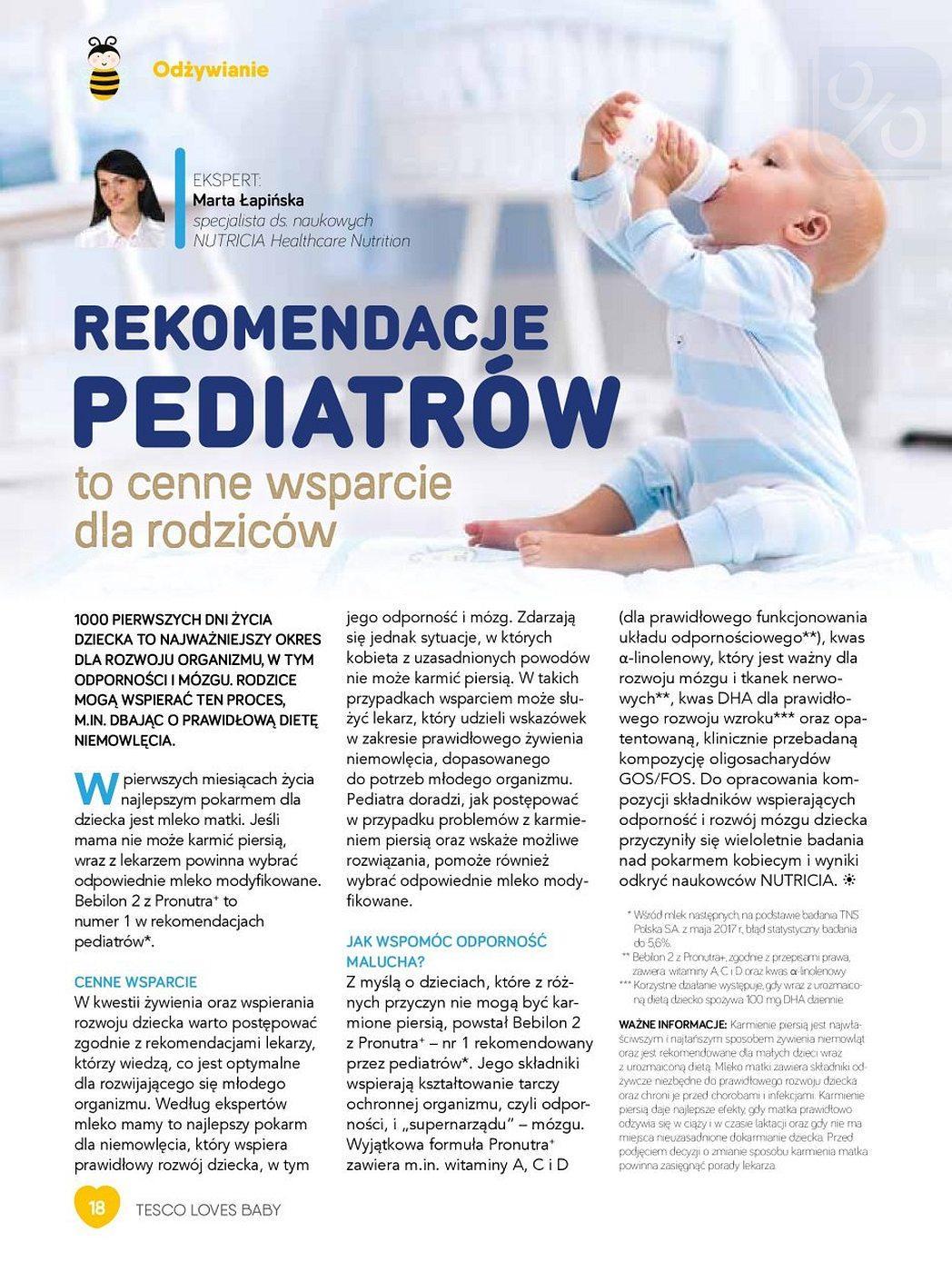 Gazetka promocyjna Tesco do 31/10/2018 str.17