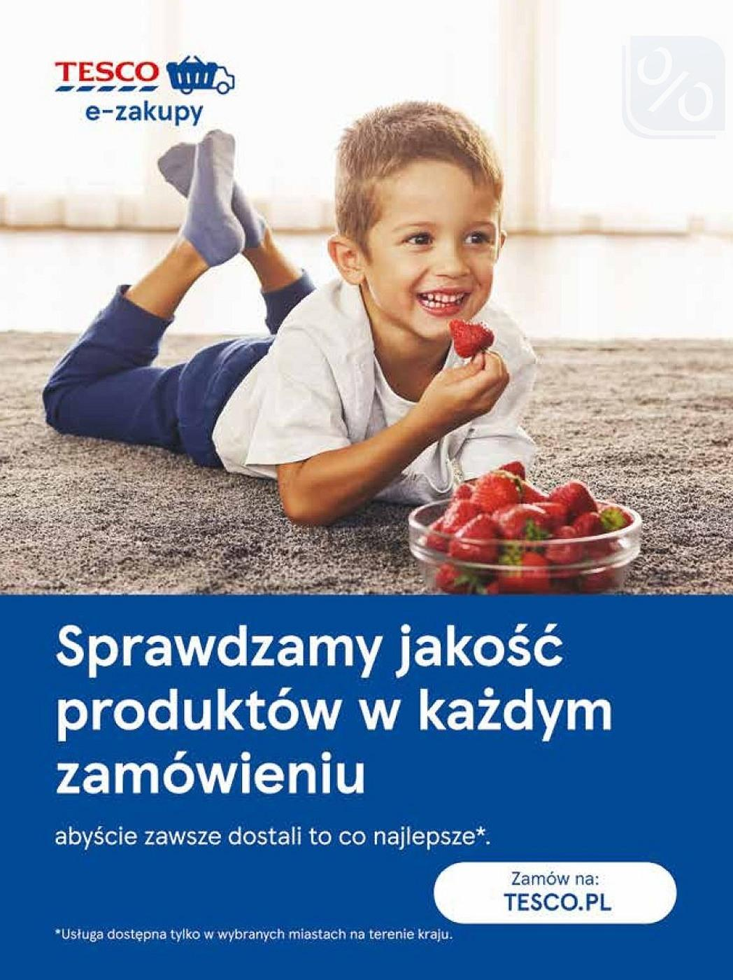 Gazetka promocyjna Tesco do 31/10/2018 str.20