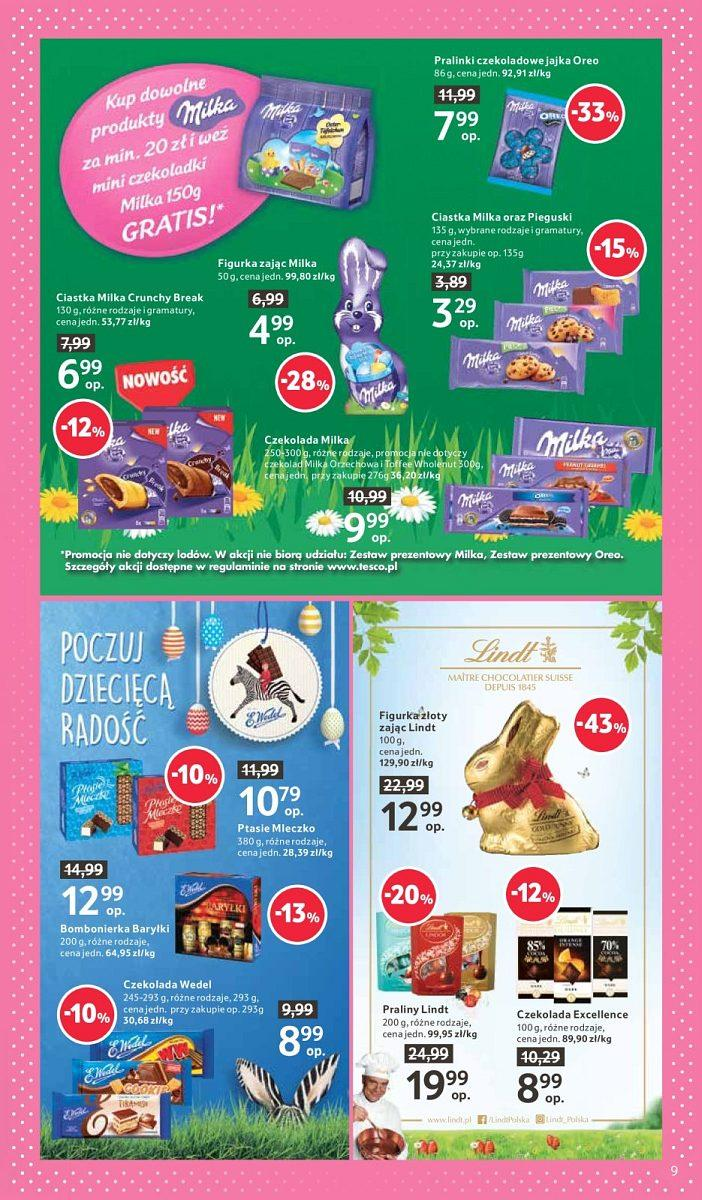 Gazetka promocyjna Tesco do 21/03/2018 str.8