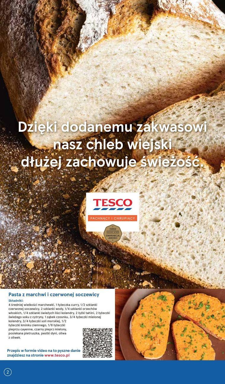 Gazetka promocyjna Tesco do 12/09/2018 str.2
