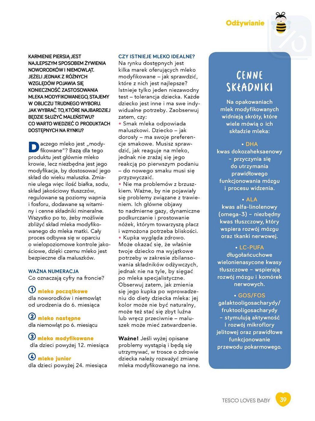 Gazetka promocyjna Tesco do 31/10/2018 str.39